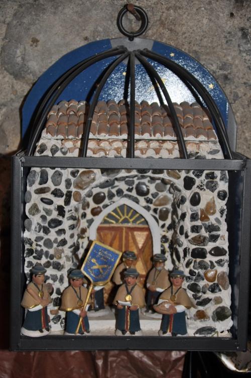 La bugne en santons